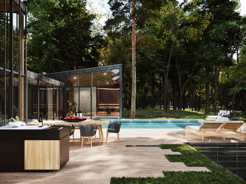 Aston Martin Designs First Residential Project, Sylvan Rock   Aston Martin Designs First Residential Project Sylvan Rock 3