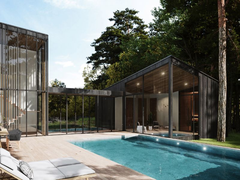 Aston Martin Designs First Residential Project, Sylvan Rock   Aston Martin Designs First Residential Project Sylvan Rock 4