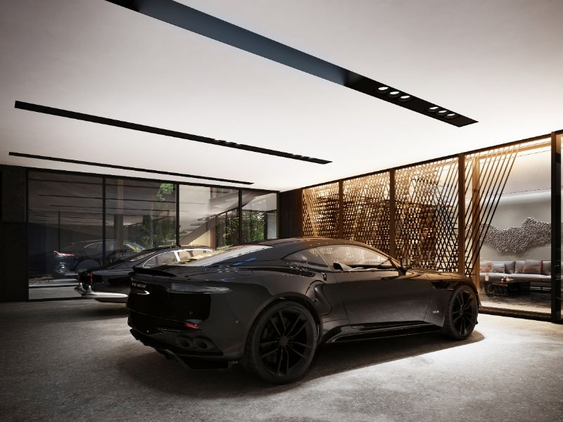 Aston Martin Designs First Residential Project, Sylvan Rock   Aston Martin Designs First Residential Project Sylvan Rock 7