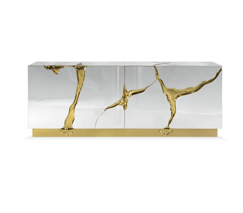 Stunning and Modern Sideboards To Revamp Your Dining Room's Design modern sideboards Trendy and Modern Sideboards For Your Luxury Dining Room Celebrating 15 Years of Luxury Design New Ebook by Boca do Lobo 8 Celebrating 15 Years of Luxury Design New Ebook by Boca do Lobo 8