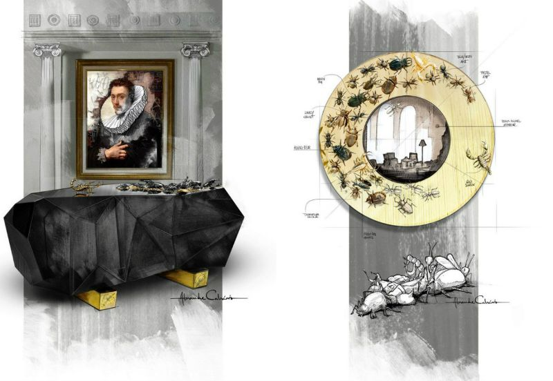 This Is Halloween! Art Furniture for Your Spooky Home Design