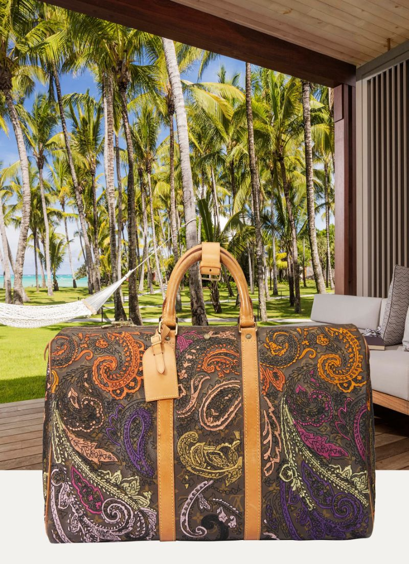 Luxury Holidays Destinations Inspired The Newest Louis Vuitton's Line