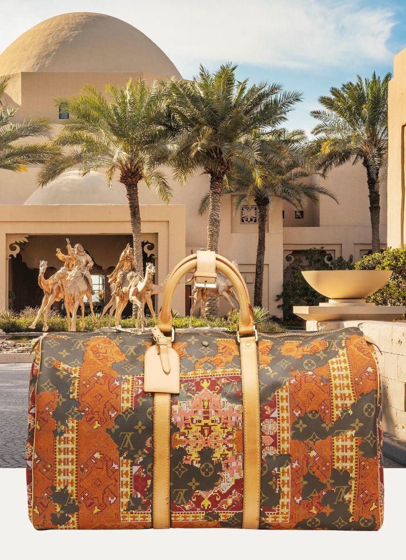 How Exclusive Destinations Inspired These Unique Louis Vuitton Bags   How Exclusive Destinations Inspired These Unique Louis Vuitton Bags 3 1