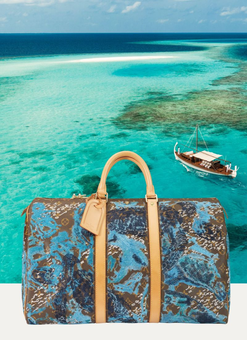 How Exclusive Destinations Inspired These Unique Louis Vuitton Bags   How Exclusive Destinations Inspired These Unique Louis Vuitton Bags 4 1