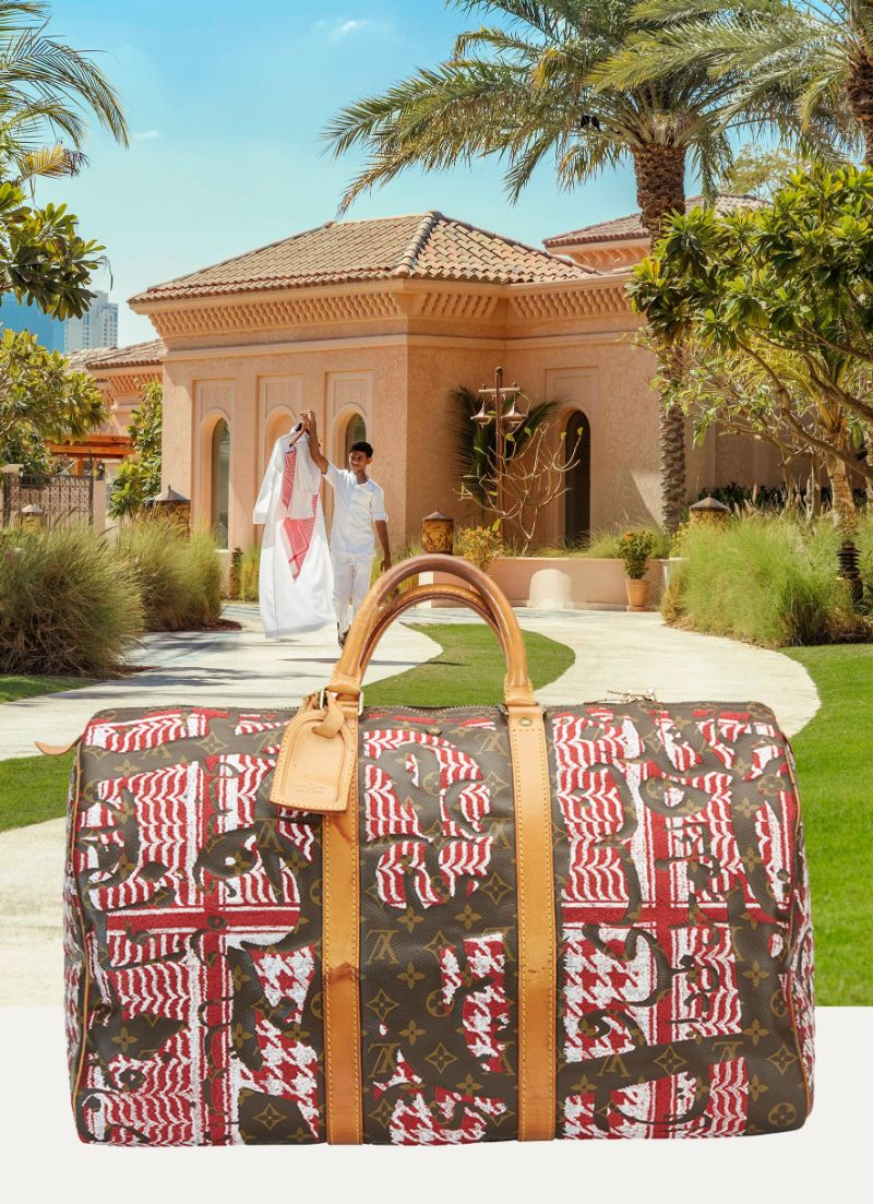 How Exclusive Destinations Inspired These Unique Louis Vuitton Bags   How Exclusive Destinations Inspired These Unique Louis Vuitton Bags 5 1