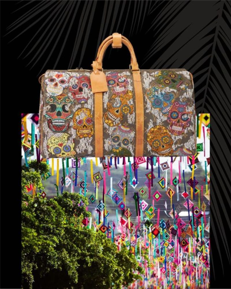 How Exclusive Destinations Inspired These Unique Louis Vuitton Bags   How Exclusive Destinations Inspired These Unique Louis Vuitton Bags 6 1