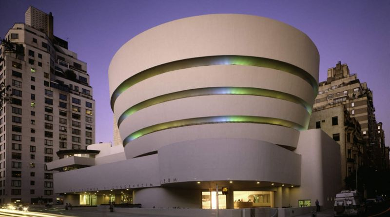 The Best Architects Of All Time And Their Iconic Creations SolomonRGuggenheimMuseum