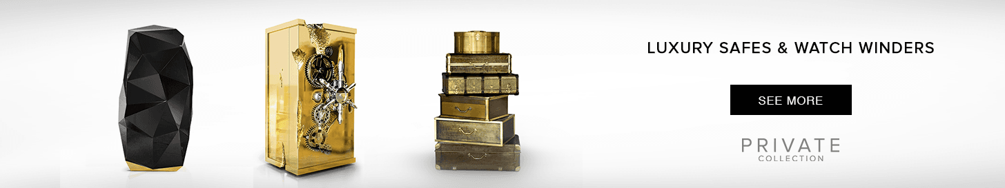 Luxury Safes Boca do Lobo   banner private collection safes luxury