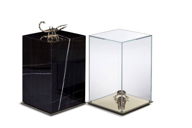 Get Ready For Halloween - Art Furniture for Your Spooky Home Design   dark furniture desing inspirarions 13