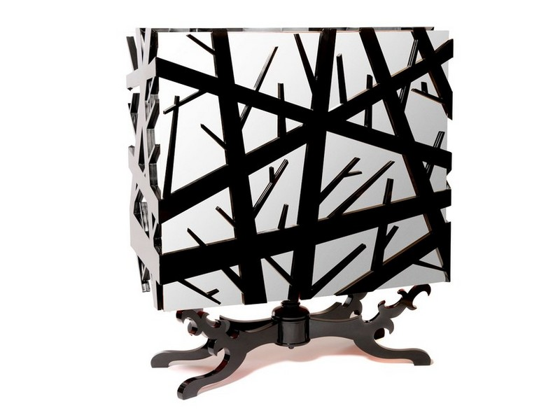 Get Ready For Halloween - Art Furniture for Your Spooky Home Design   dark furniture desing inspirarions 3