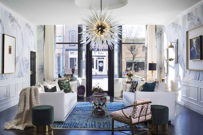 Andrea Schumacher Interiors, From Denver To The World