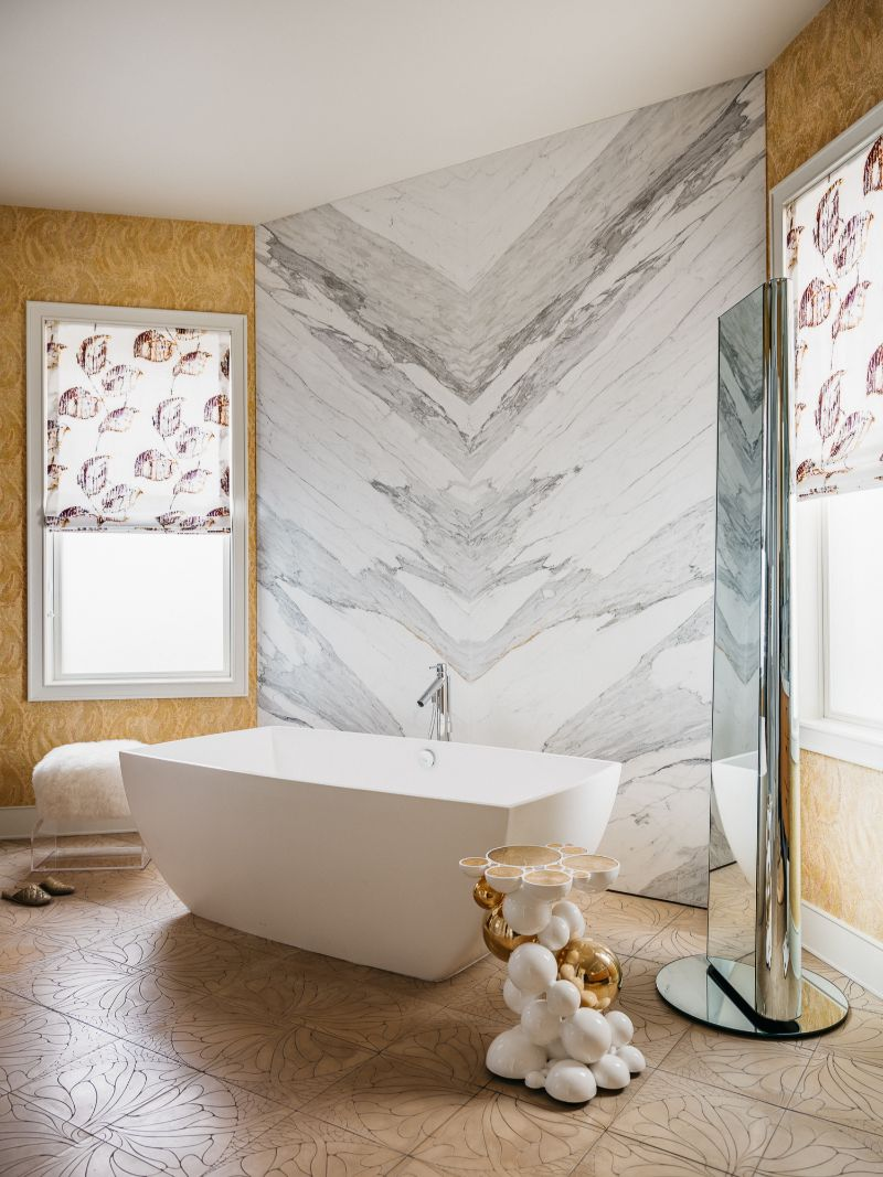 Modern Interiors' Ideas For The Most Relaxing Areas Of Your Home   How To Transform Your Luxury Bathroom Design 1