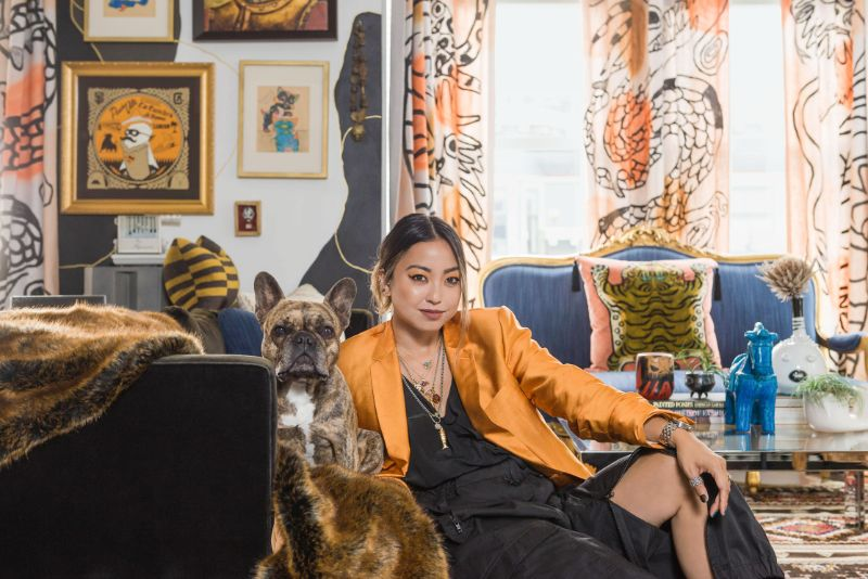 Noz Design Studio, A Rising Interior Designer On Everyone's Lips