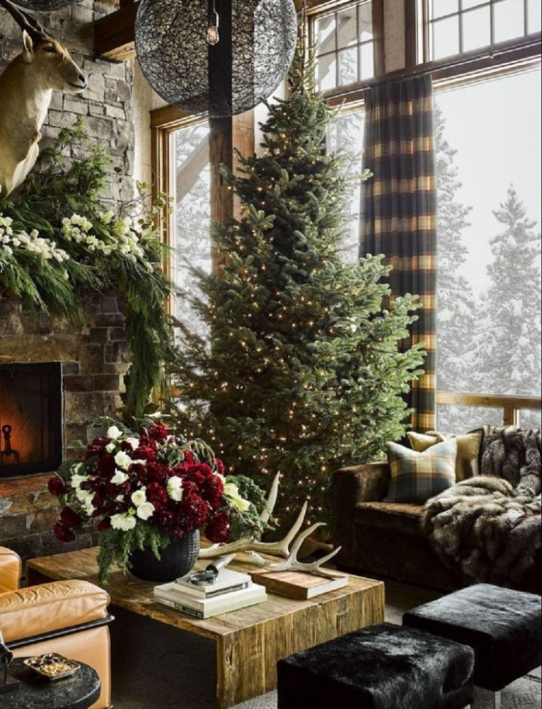 The Jolliest Interior Design Ideas For A Splendid Holidays Season   The Jolliest Interior Design Ideas For A Splendid Holidays Season 5 783x1024