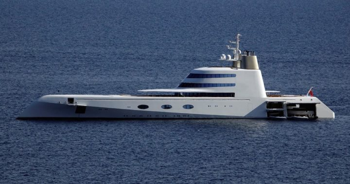 The Top 10 Luxury Yachts You Need to Know Motor Yacht A 720x379