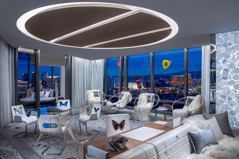 The World's Most Expensive Hotel Suite – Damien Hirst's Project