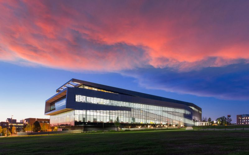10 Exciting Architectural Buildings From Clark Nexsen   01