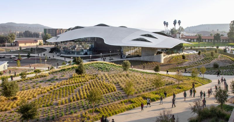 Perpetually Pioneering, Modern Architecture Projects By CO Architects Cal Poly Pomona Student