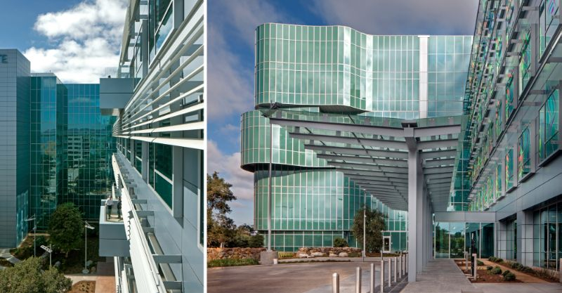 Perpetually Pioneering, Modern Architecture Projects By CO Architects Kaiser Permanente San Diego Medical Center