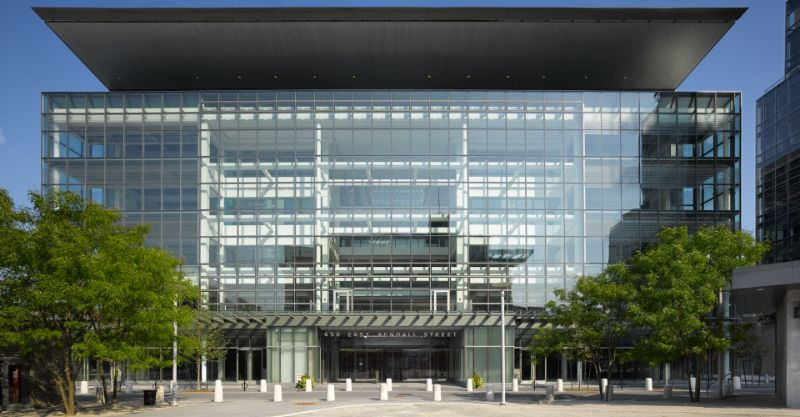 Perpetually Pioneering, Modern Architecture Projects By CO Architects Kendall Square Laboratory Building
