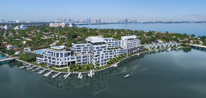 Luxury Yachts By The Sea - Where You Should Keep Your Yacht In Miami   Miami Beach The Ritz Carlton Residence