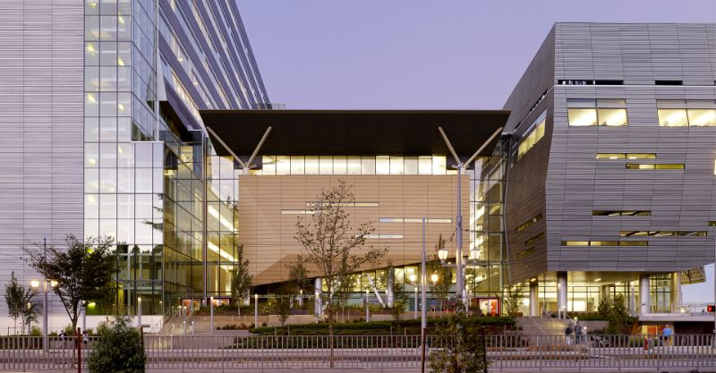 Perpetually Pioneering, Modern Architecture Projects By CO Architects Oregon Health Science University Medical Education Building