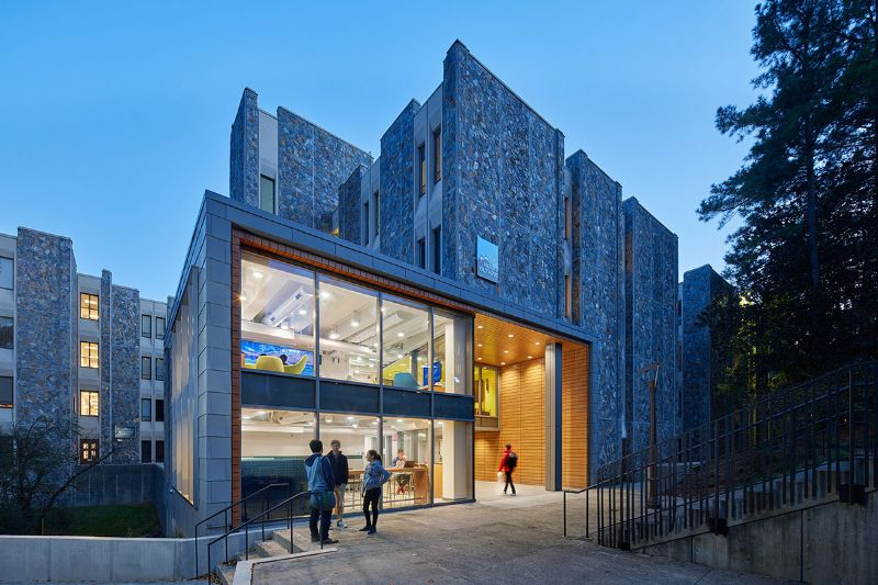 10 Exciting Architectural Buildings From Clark Nexsen   edens 05 sm