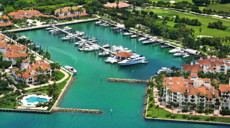 Luxury Yachts By The Sea – Where You Should Keep Your Yacht In Miami