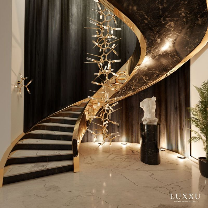 Luxury Design Ideas To Decorate Your Modern House