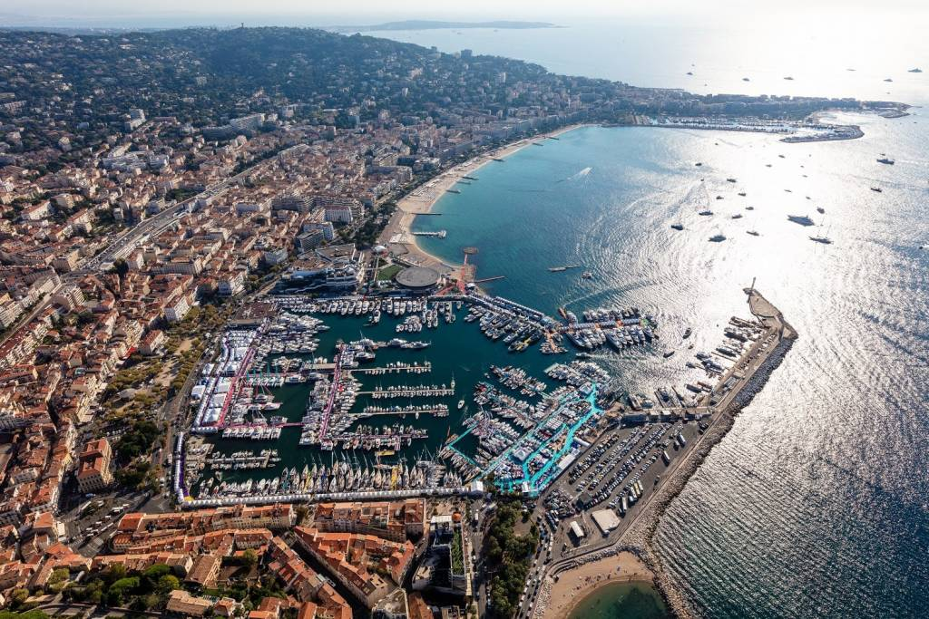 Cannes – Vieux Port & Port Canto From 7 to 12 september 2021