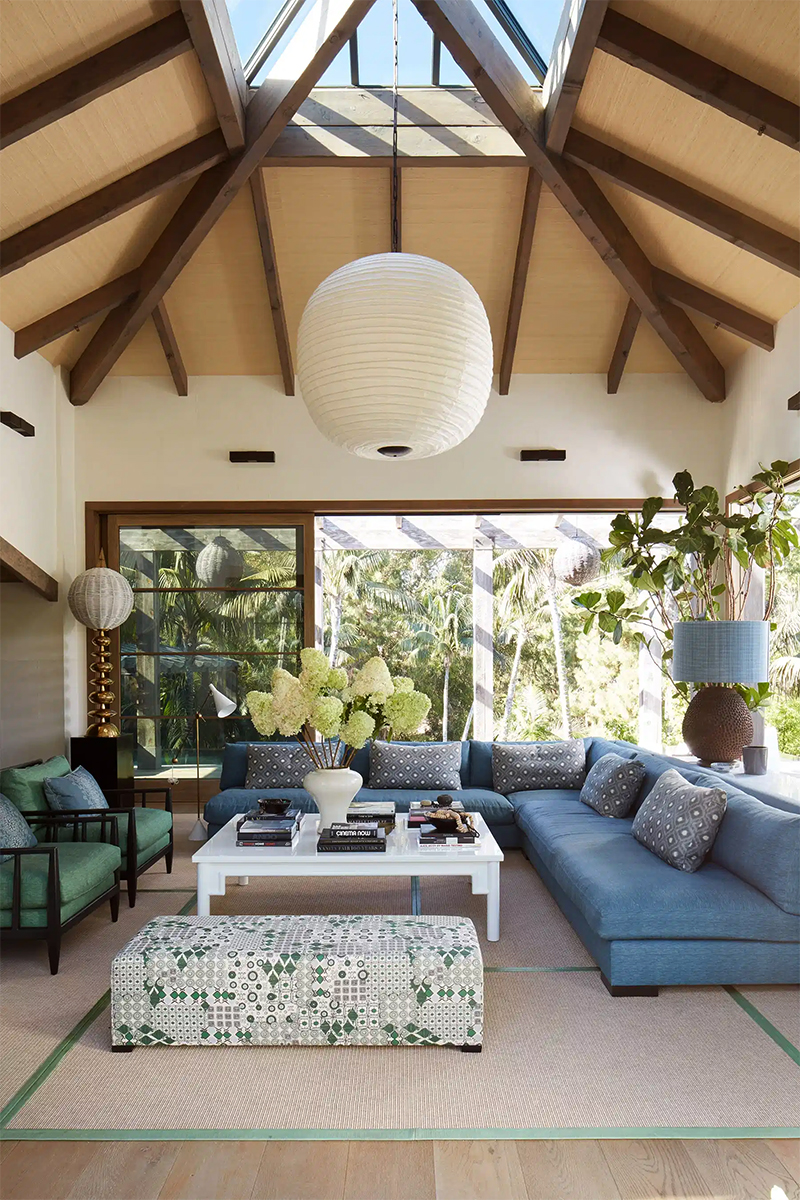 Martyn Lawrence Bullard – Eclectic And Welcoming Residences