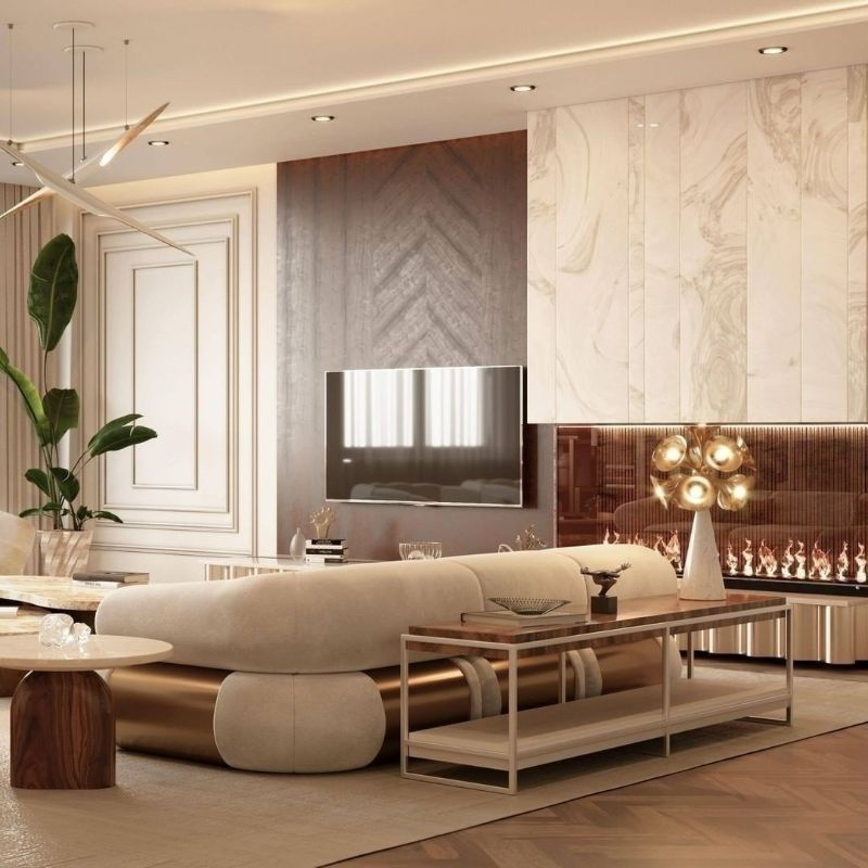 Interior Design Trends For A Luxury Home   Interior Design Trends For A Luxury Home 14