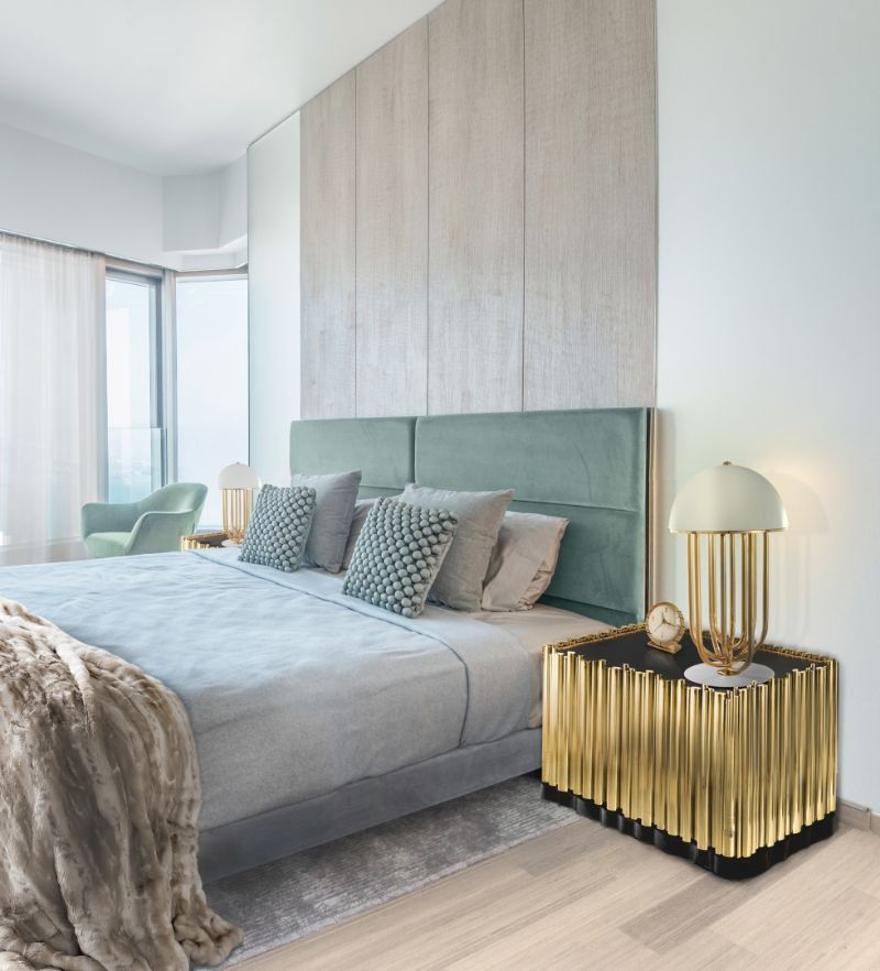 Luxury Bedroom Ideas – Your Private Oasis In Rainy London