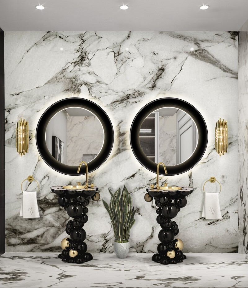 Bathroom Mirrors To Improve Your Home Design